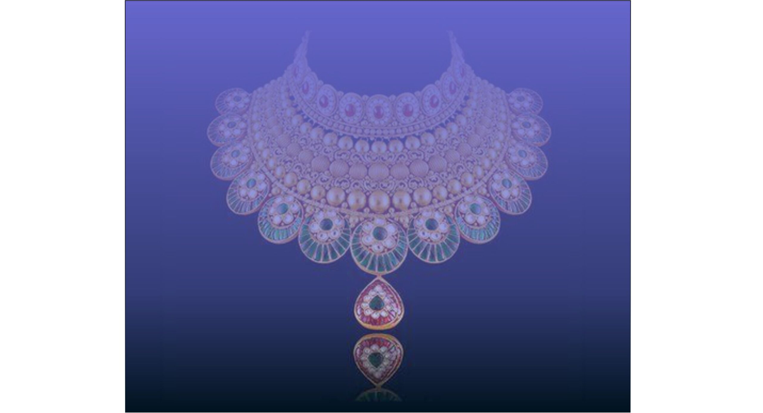 Jewellery Design in Coral Draw